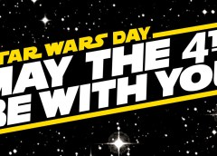 May The Fourth Be With You on Free Comic Book Day: Saturday, May 4, 2019!!