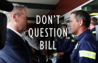 Don't Question Bill Shorten
