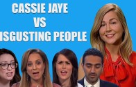 Cassie Jaye vs The Disgusting People of the Mainstream Media