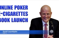 David Leyonhjelm Part 4: Online Poker, E-cigarettes & Book Launch