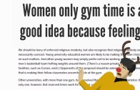 Social Justice Gym Junkies