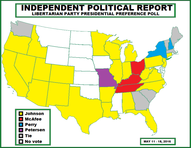 Poll Map