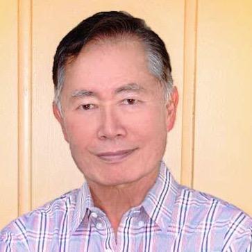 George Takei's Twitter profile photo