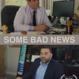 Some Bad News