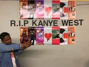 R.I.P Kanye West