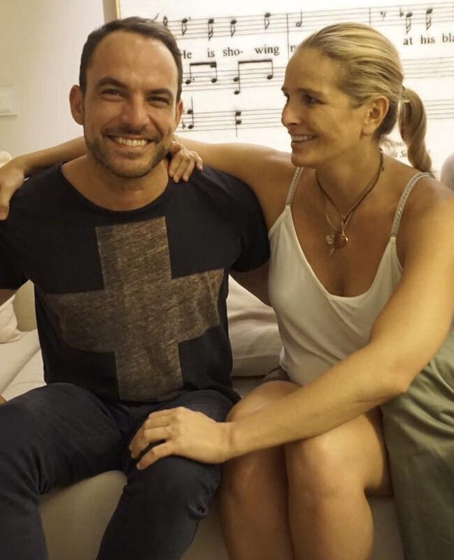 Jorge Ramos Carballo and Paola García-Sanjuán Machado