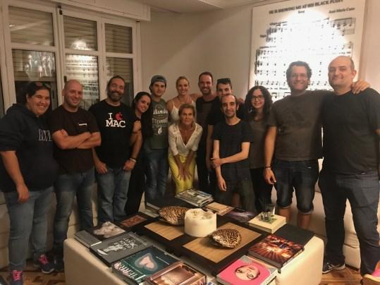 """Cast and crew of """"El perdón (Forgiveness)"""""""