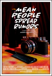 Mean People Spread Rumors