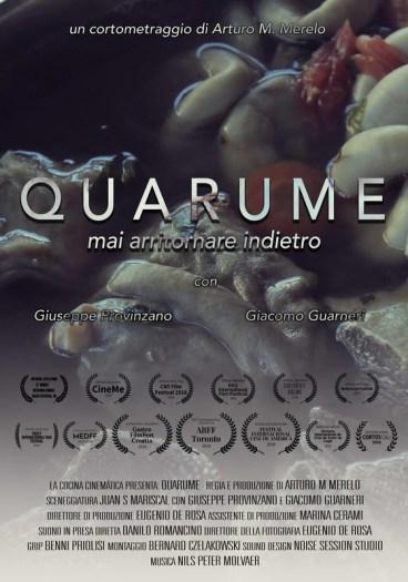 Quarume: Never Go Back