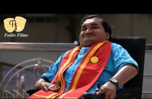 The Wheelchair Warrior of India