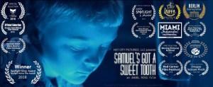 Samuel's Got A Sweet Tooth