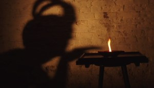 The Devil's Lamp