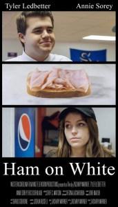 Ham on White