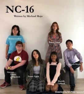 NC-16- Fitting in. Ep 1 Girl Comes Over and Ep 2 Fitting in.