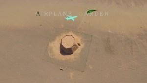 Airplane Garden