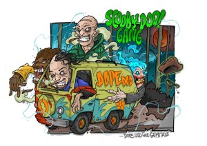 Dope D.O.D. and Gemtaiz : Scooby Doo Gang