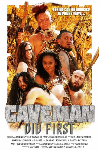 Caveman Did First