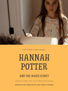 Hannah Potter and the Magic Closet