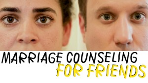 Marriage Counseling for Friends