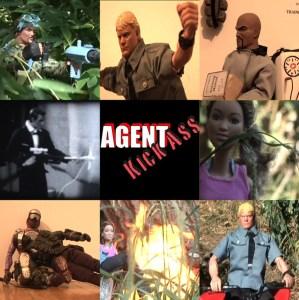 Agent Kick Ass!