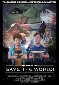 Mason and Jay Save The World!