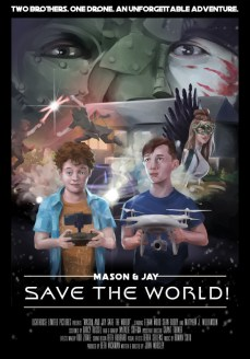 Mason and Jay Save The World!