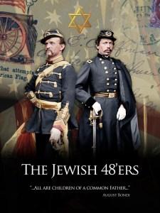 The Jewish 48'ers: In the American Civil War