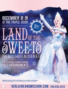 Land of the Sweets: The Burlesque Nutcracker