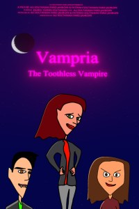 Vampria: The Toothless Vampire