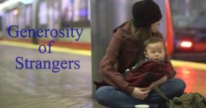 Generosity of Strangers