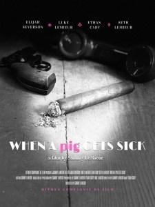 When A Pig Gets Sick