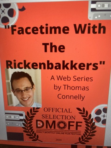 Facetime With The Rickenbakker Family