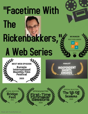 """""""Facetime With The Rickenbakker Family"""" , Pilot Episode"""