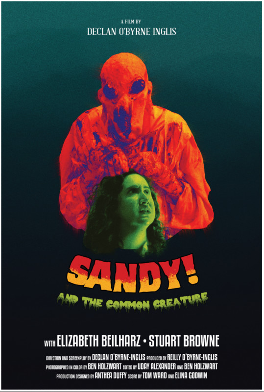 Sandy and the Common Creature