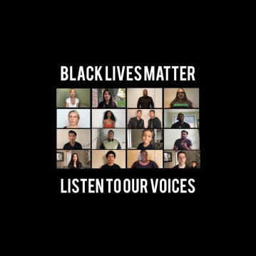 Black Lives Matter - Listen to our Voices