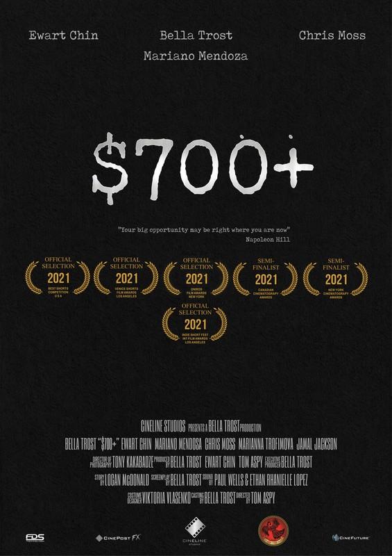 $700+