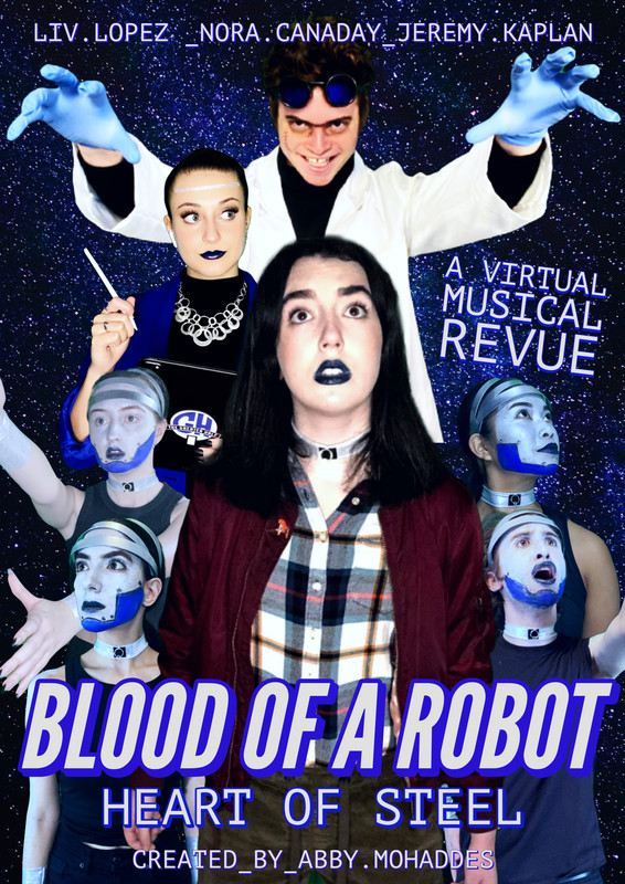 Blood of a Robot
