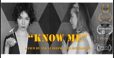 """""""Know Me"""""""