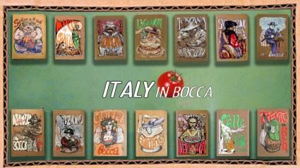 Italy In Bocca