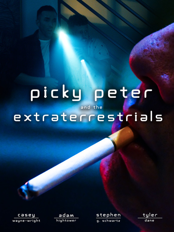 Picky Peter and the Extraterrestrials