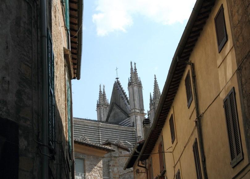 Apparition in Orvieto