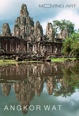 Moving Art: Angkor Wat