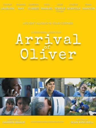 Arrival of Oliver