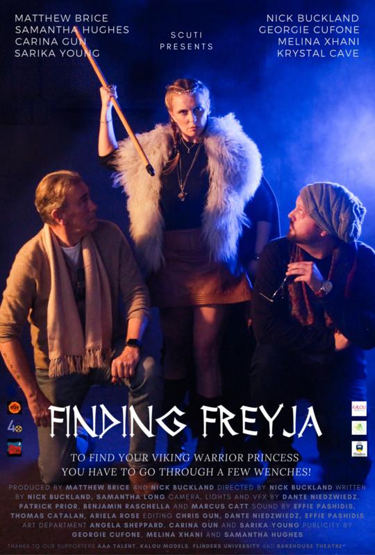Finding Freyja
