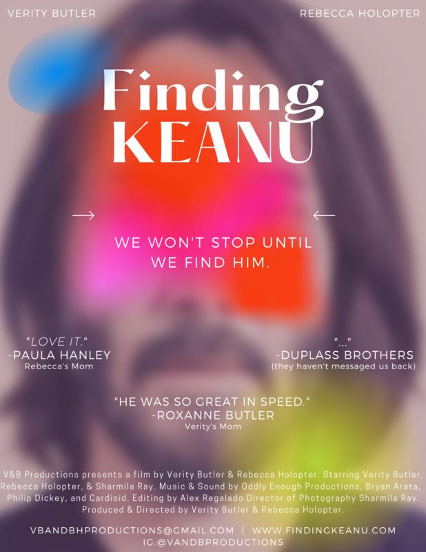 Finding Keanu