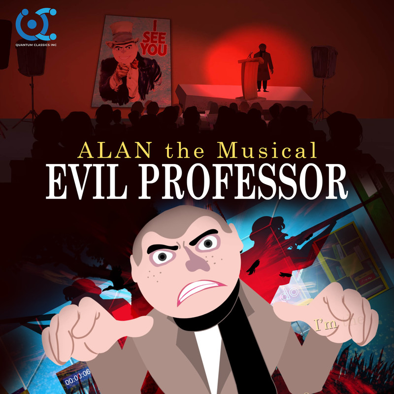 An Orchestrated Evil Professor