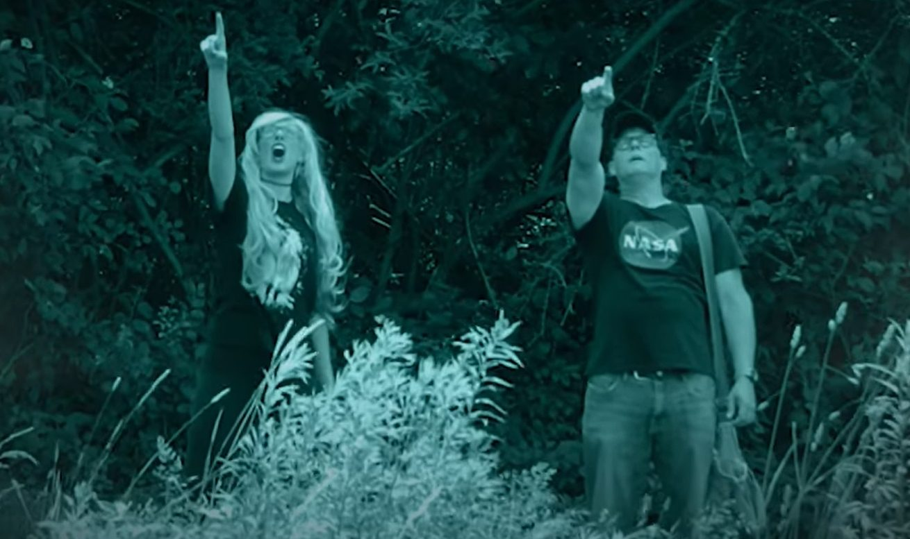 Out of This World 2: Ricky Lyme and Sabrina Go to Space