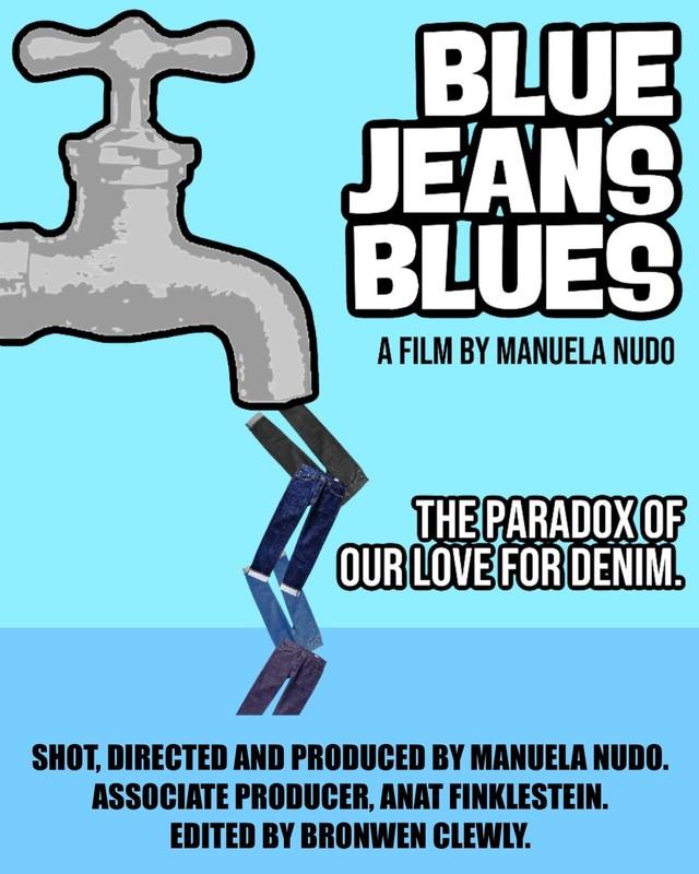 Blue Jeans Blues