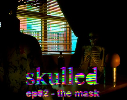 Skulled02 - The Mask