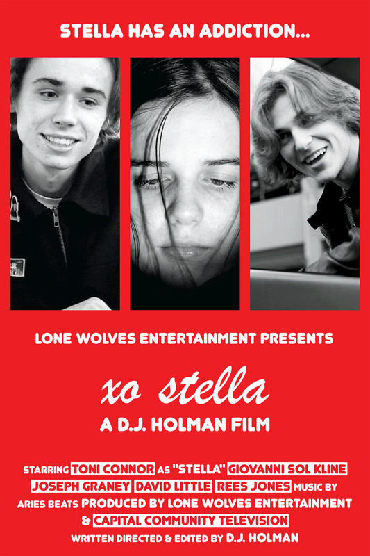 """xo stella"" - a love story set to flames"